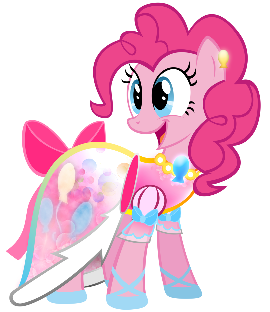Image pinkie pie and fluttershy flying png my little pony fan - Pinkie Pie The Mane Dress Project By Kibbiethegreat On Deviantart Find This Pin And More On Mlp