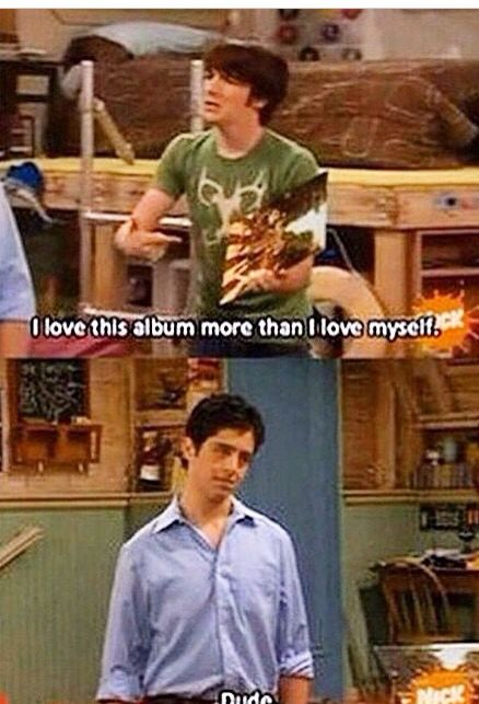 Pin By Kaitlyn Tysinger On Haha With Images Drake And Josh