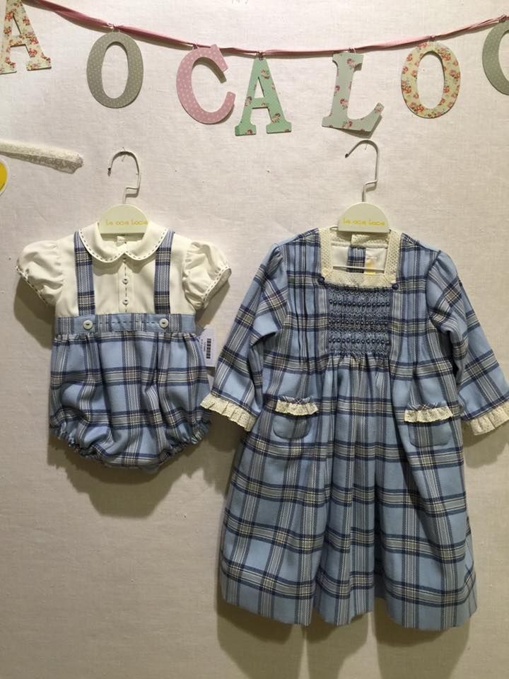 ropa de bebe tradicional