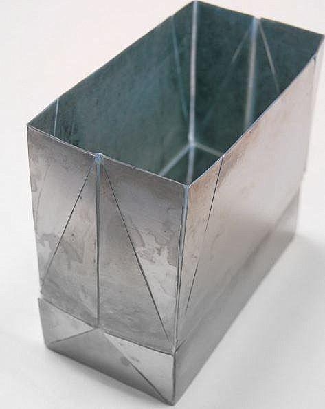 Folding Origami Steel Shopping Bag Zhong You And Weina Wu Http