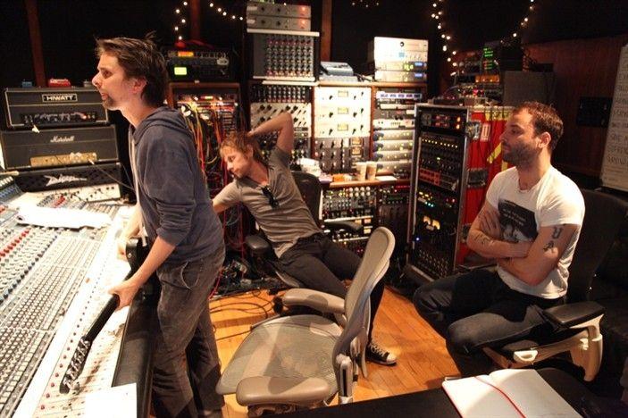 MUSE : 2012 MUSE Photo: Recording Album 6