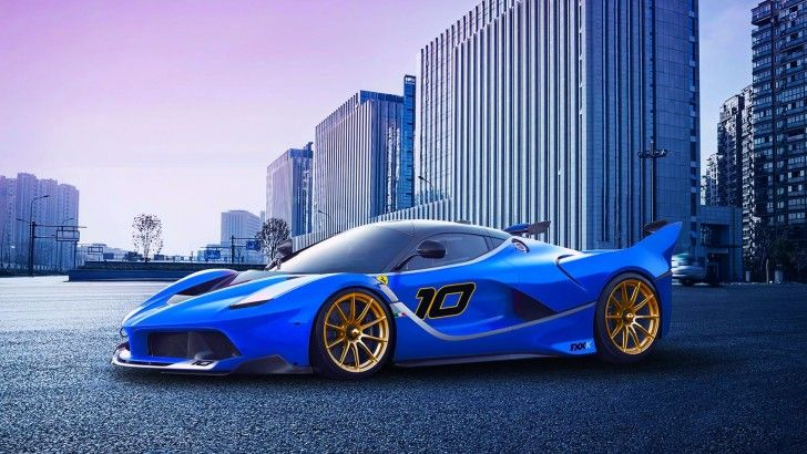 Ferrari Fxx K #GaudaGoldFinds #ferrarifxx