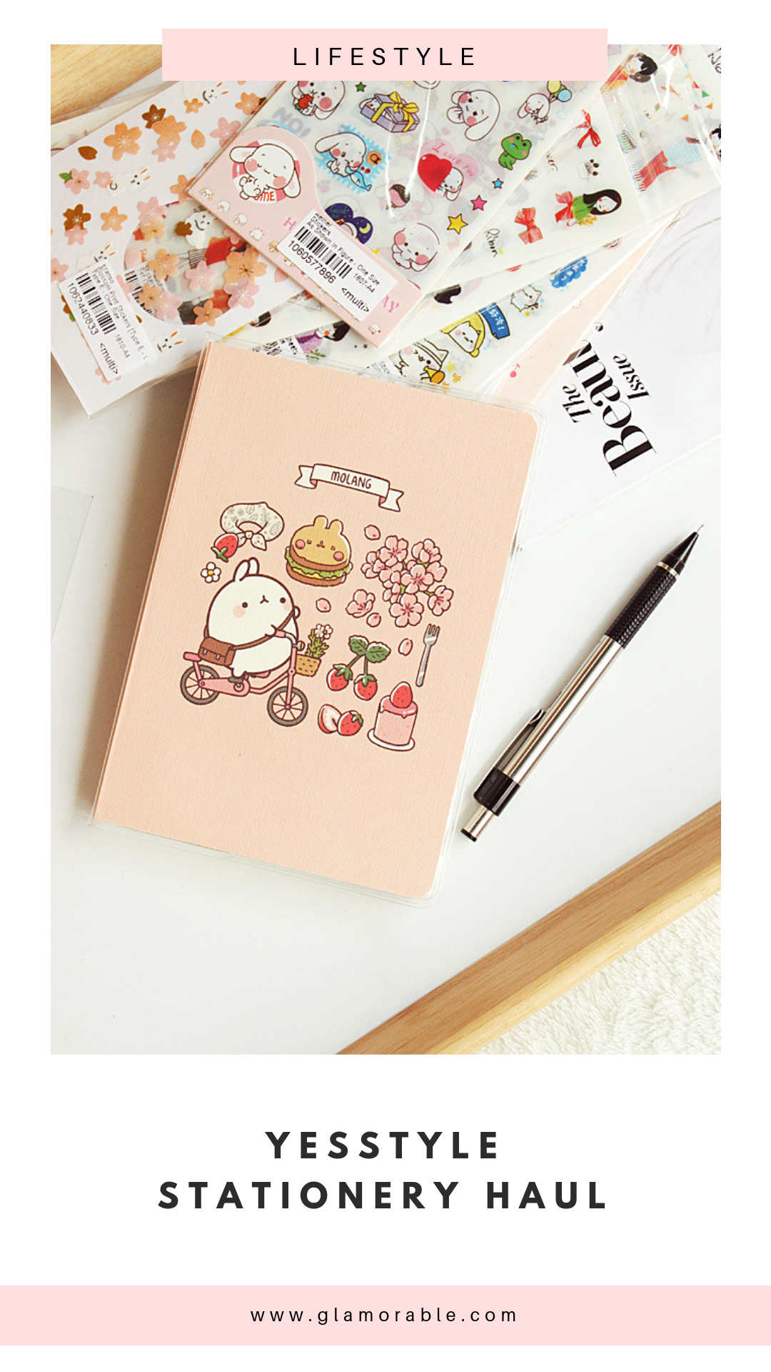 Stickers Kawaii Stationery DIY Scrapbooking Album Journal Book Stickers 2018