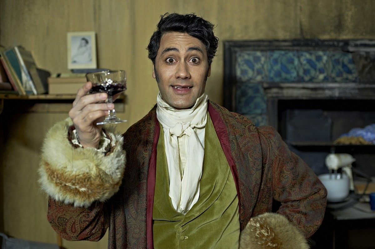 """""""What We Do in the Shadows"""" was one of the funniest films I have seen in recent memory. A vampire mockumentary out of New Zealand."""