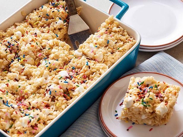 Marshmallow Crispy Treats