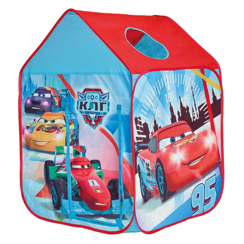 CASITA CARS DE TELA. LICENCIA ORIGINAL. 156CCA01E, IndalChess.com Tienda de juguetes online y juegos de jardin