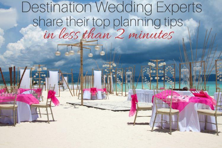 15 Best Destination Wedding Locations On A Budget: 7 Keys To Cheap Destination Weddings