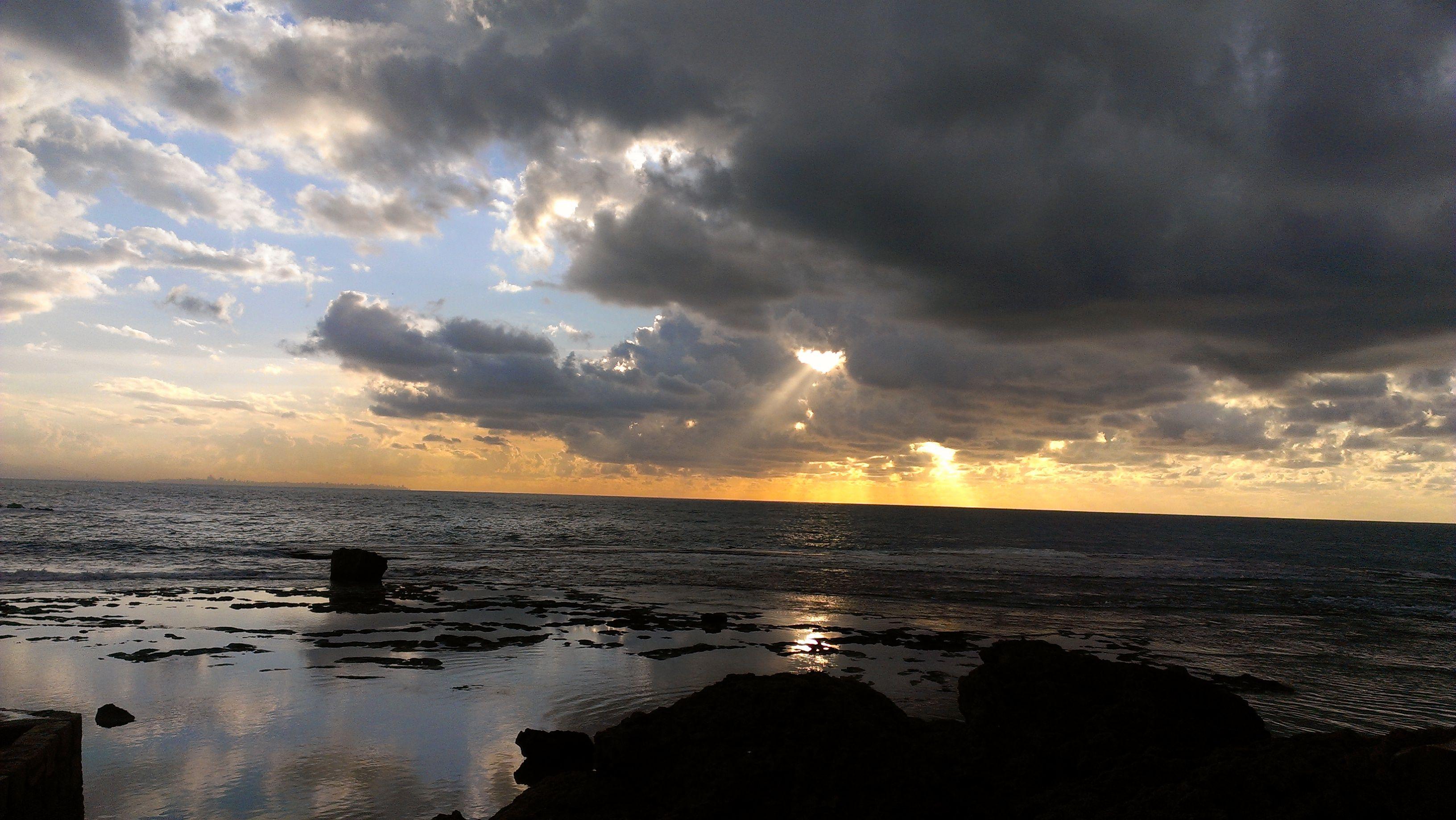 Beautiful Sunset, Jbeil - Lebanon