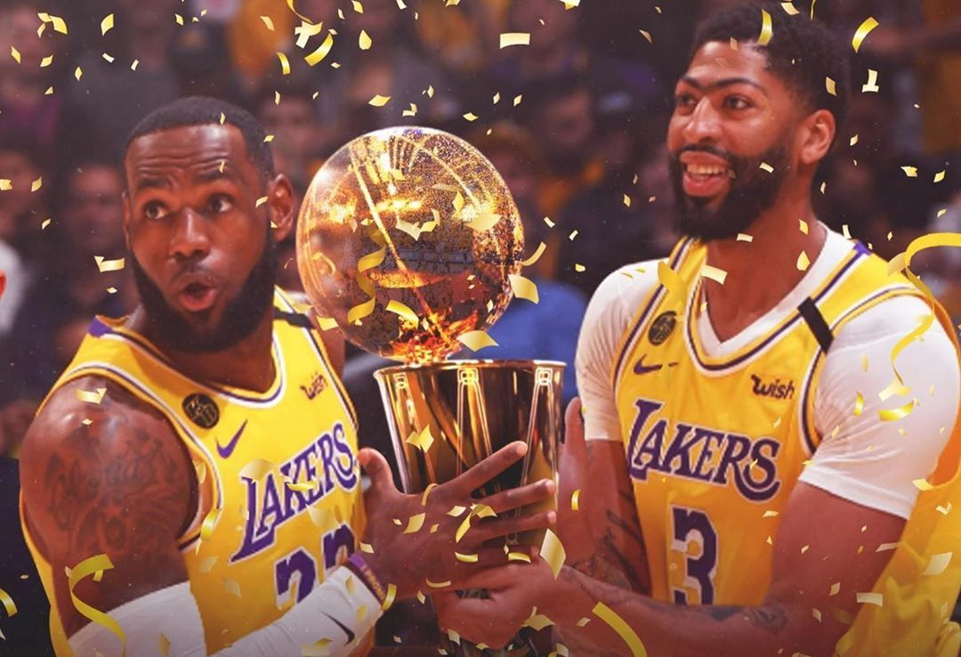 Los Angeles Lakers On Instagram Los Angeles Lakers Are Your 2020 Nba World Champions Lakers Have Won Their 17th Franchise Titl
