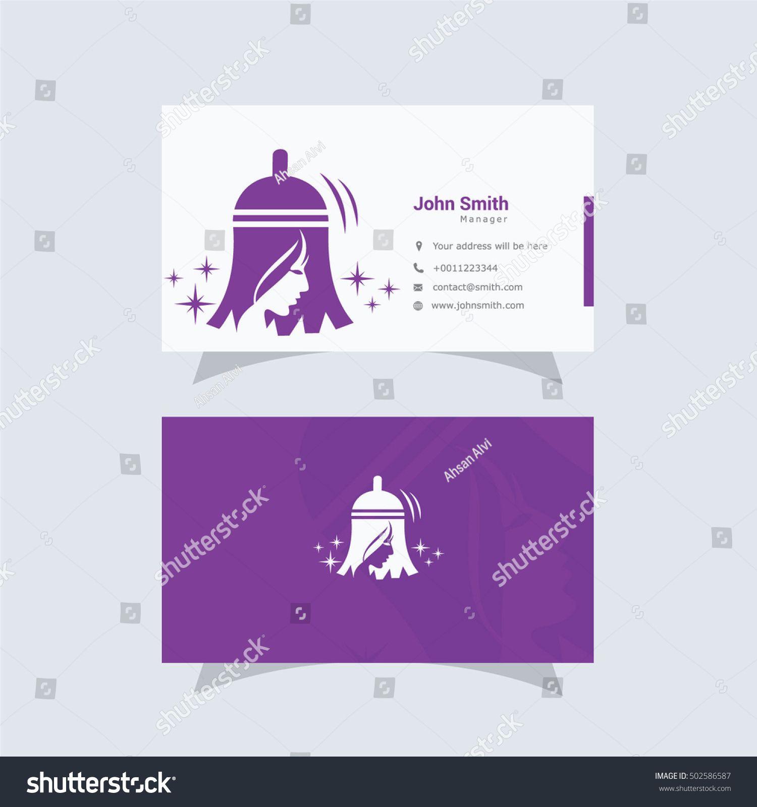 Zazzle Reinigung Service Visitenkarten Plus Reinigung