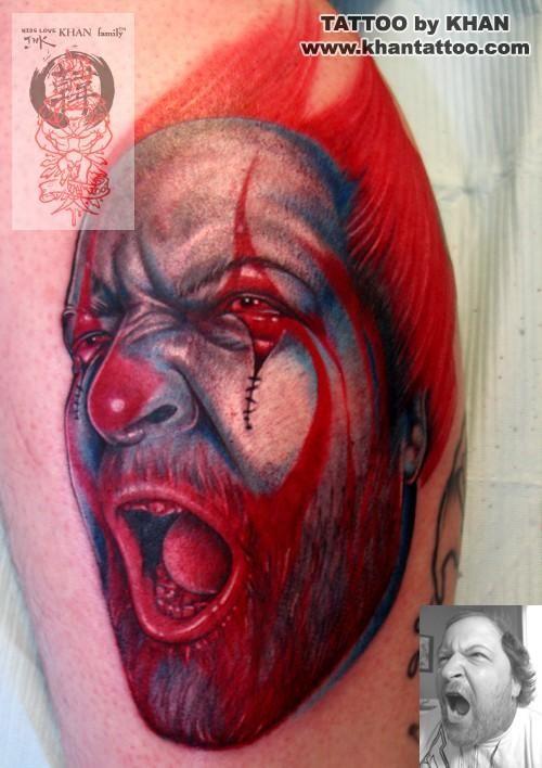 Tattoo by Khan tattoo *****