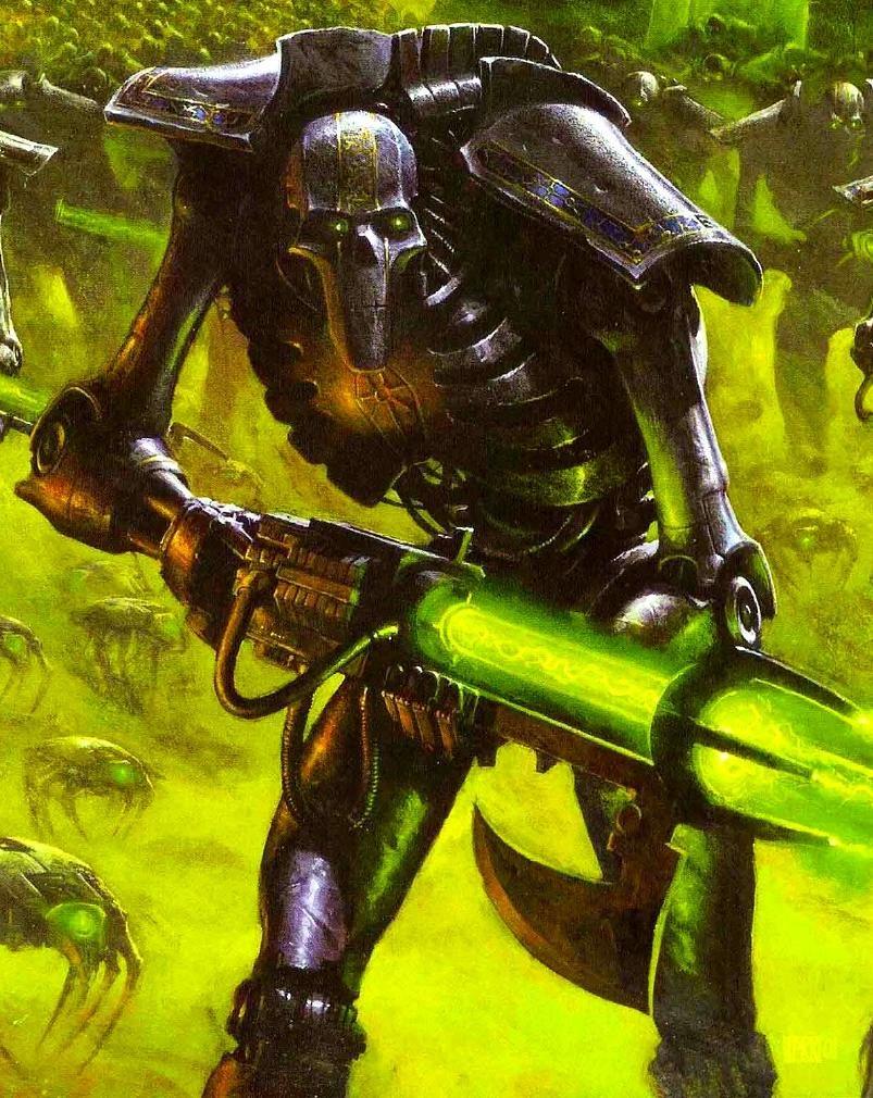 Http Vignette2 Wikia Nocookie Net Warhammer40k Images 8 83 Necron Warrior Army Jpg Revision Latest Cb 2013031916 Necron Warriors Necron Warhammer 40k Necrons