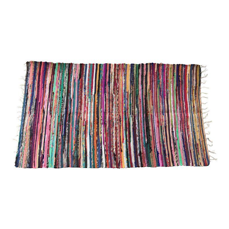 colorful boho chic rag rug 3 5 gold fabric boho chic colorful rugs on boho chic kitchen rugs id=87811