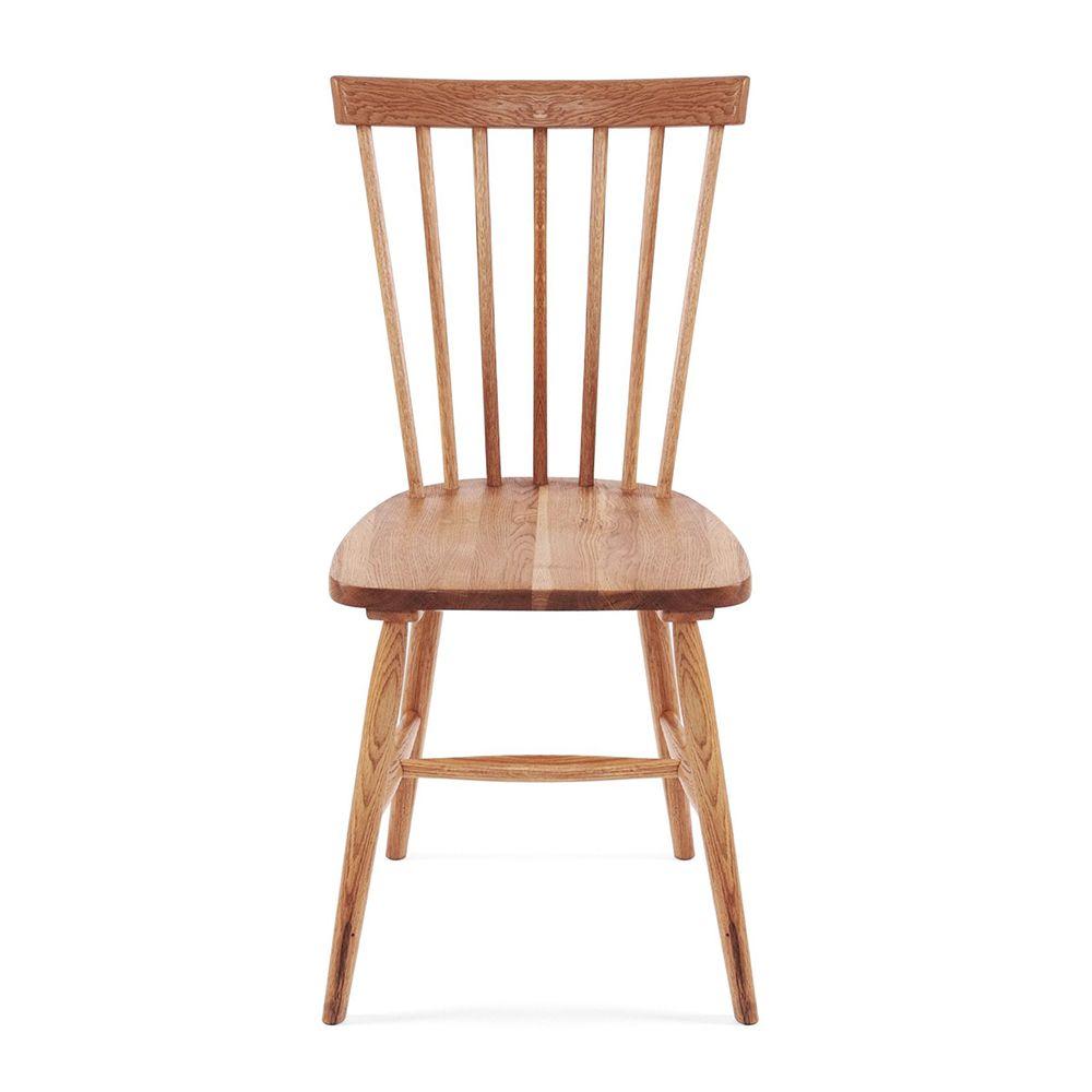 Wood H17 Stuhl Mit St Bchenlehne Eiche Department Department Stuhle Rustikale Esszimmer Eiche
