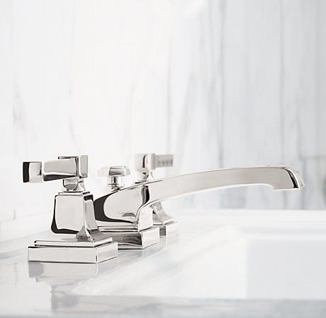 Restoration Hardware Dillon Faucet For The Bathroom