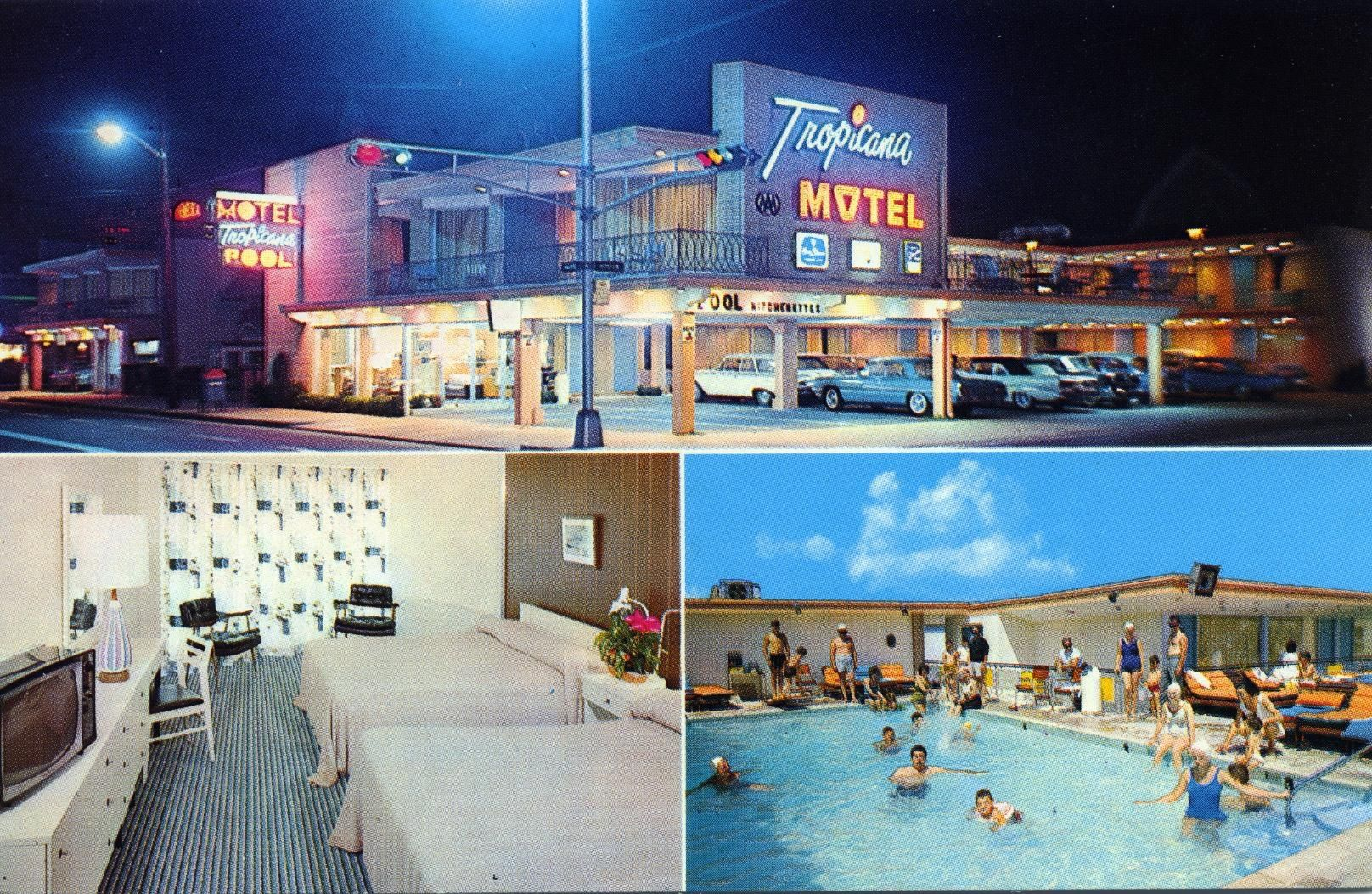 Tropicana Motel Atlantic City Nj Atlantic City Tropicana Motel Jewel Of The Seas
