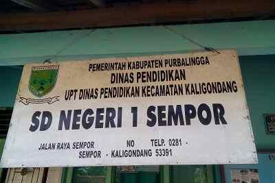 Sejarah Desa Sempor Kaligondang Purbalingga Sejarah Pemerintah Pedesaan