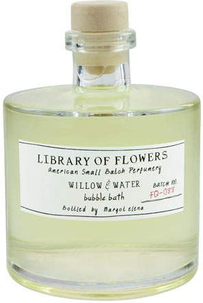 Library Of Flowers Willow Water Bubble Bath Bubbles Bath Body Body Cleanser