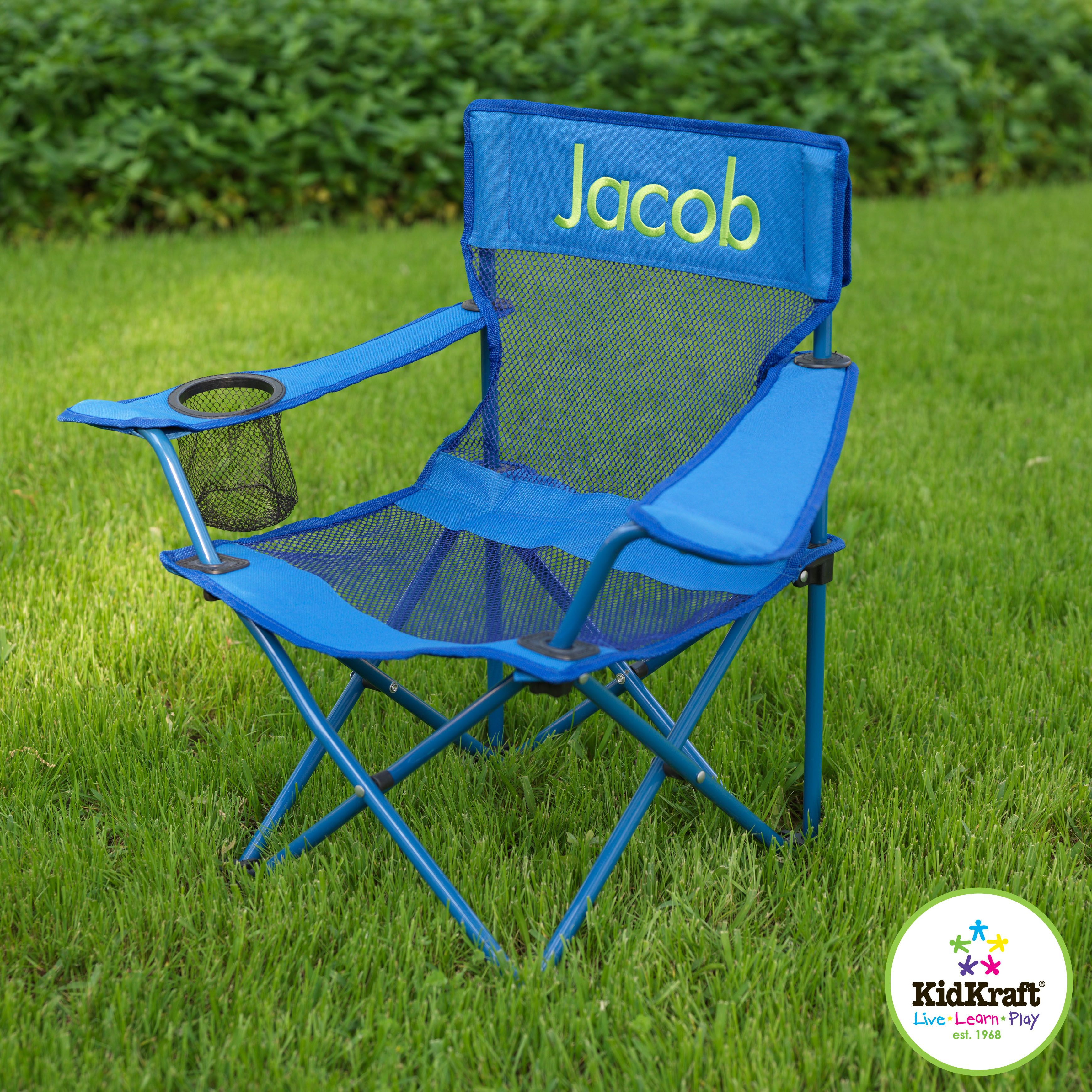 Personalized Chair Great For Sporting Events The Beach Camping