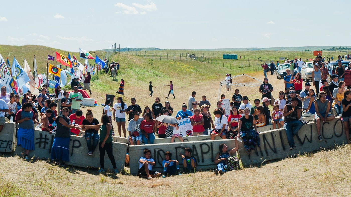 At The Sacred Stone Camp Tribes And Activists Join Forces To Protect The Land Dakota Access Sacred Stones Confluence