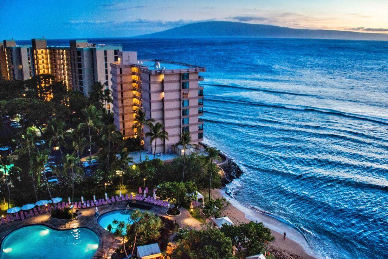 Kaanapali Beach Club Kaanapali Maui Hawaii By Dan Rose