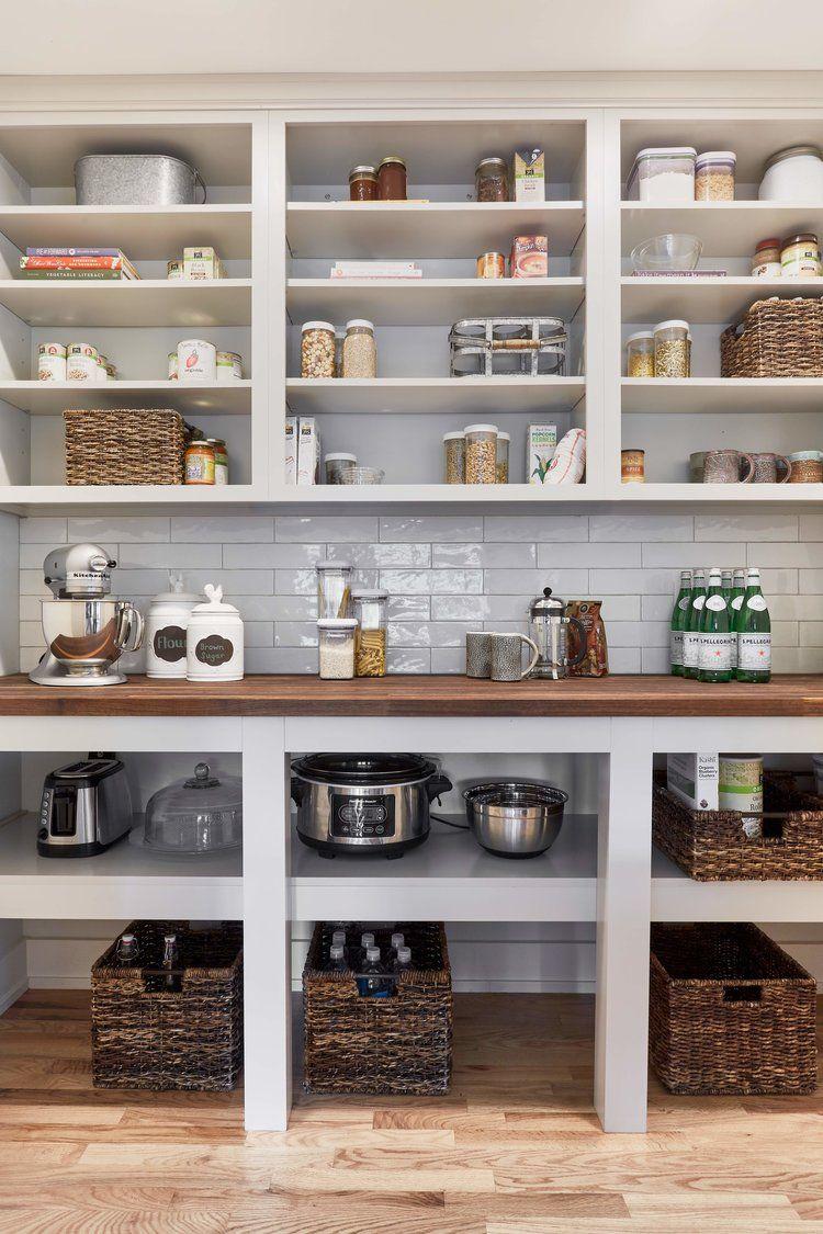 10x10 Laundry Room Layout: Hawthorne Kitchen Renovation #farmhouse