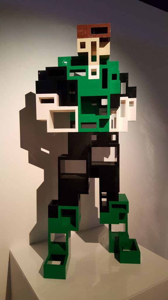 Art of the Brick: DC Comics http://www.flickr.com/photos/shnake1973/26620306066/