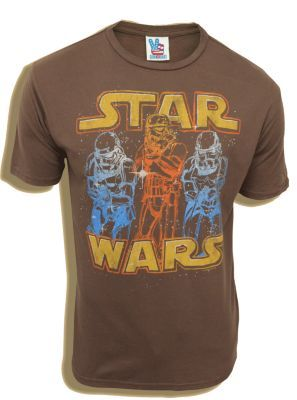 Star Wars Tee @ http://www.junkfoodclothing.com