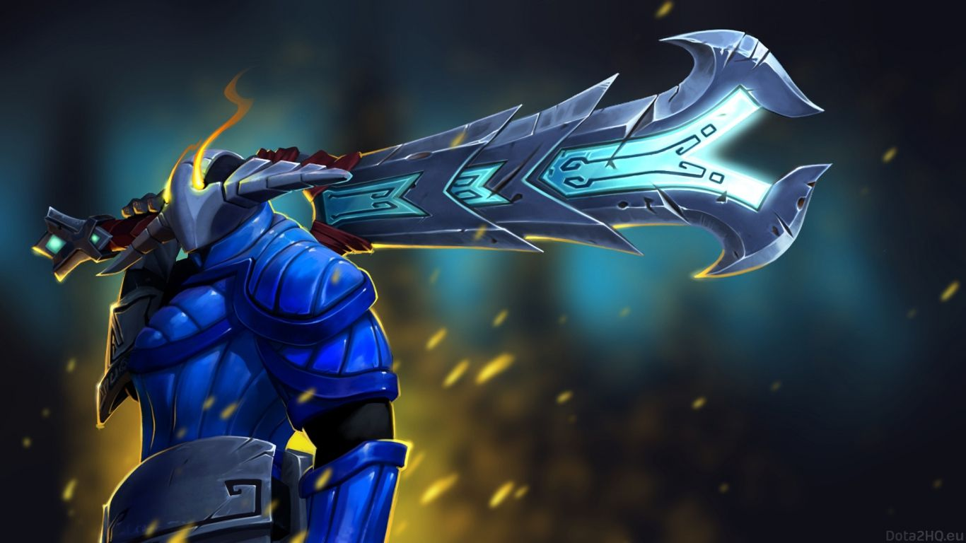 Rogue Knight *Sven* [DOTA 2]   Dota 2 wallpapers hd, Dota 2 wallpaper,  Defense of the ancients