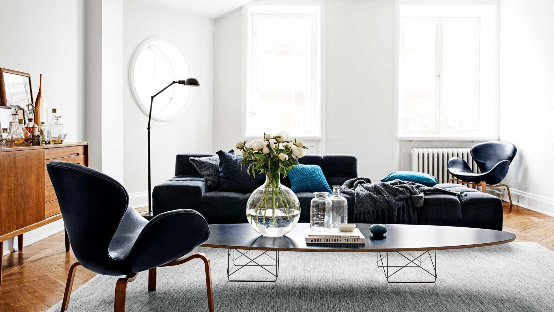 living-room / pokój dzienny H&M-Evelina-Kravaev /  Soderberg-home