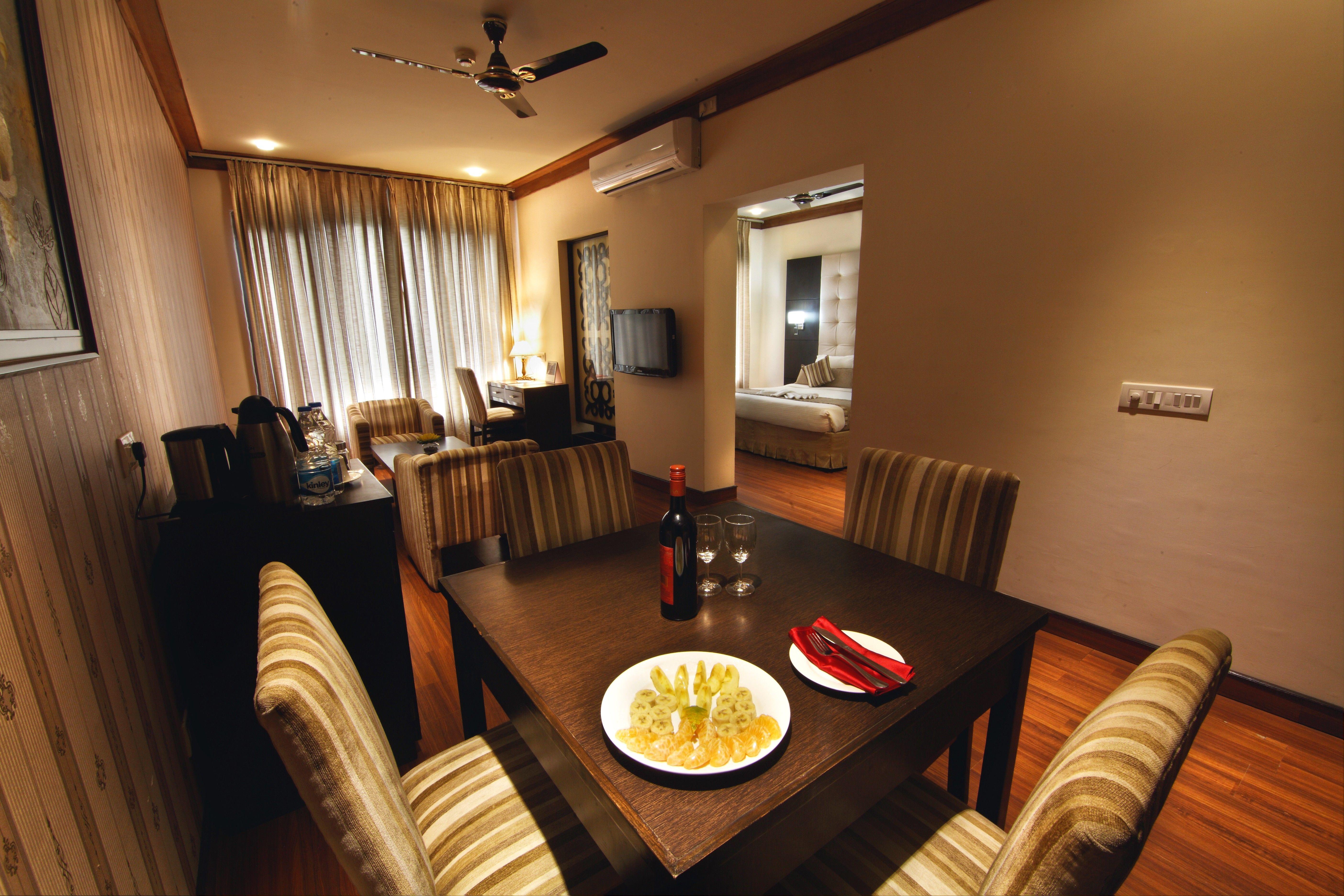 deluxe suite 2   pride surya mountain resort,mcleodganj,india