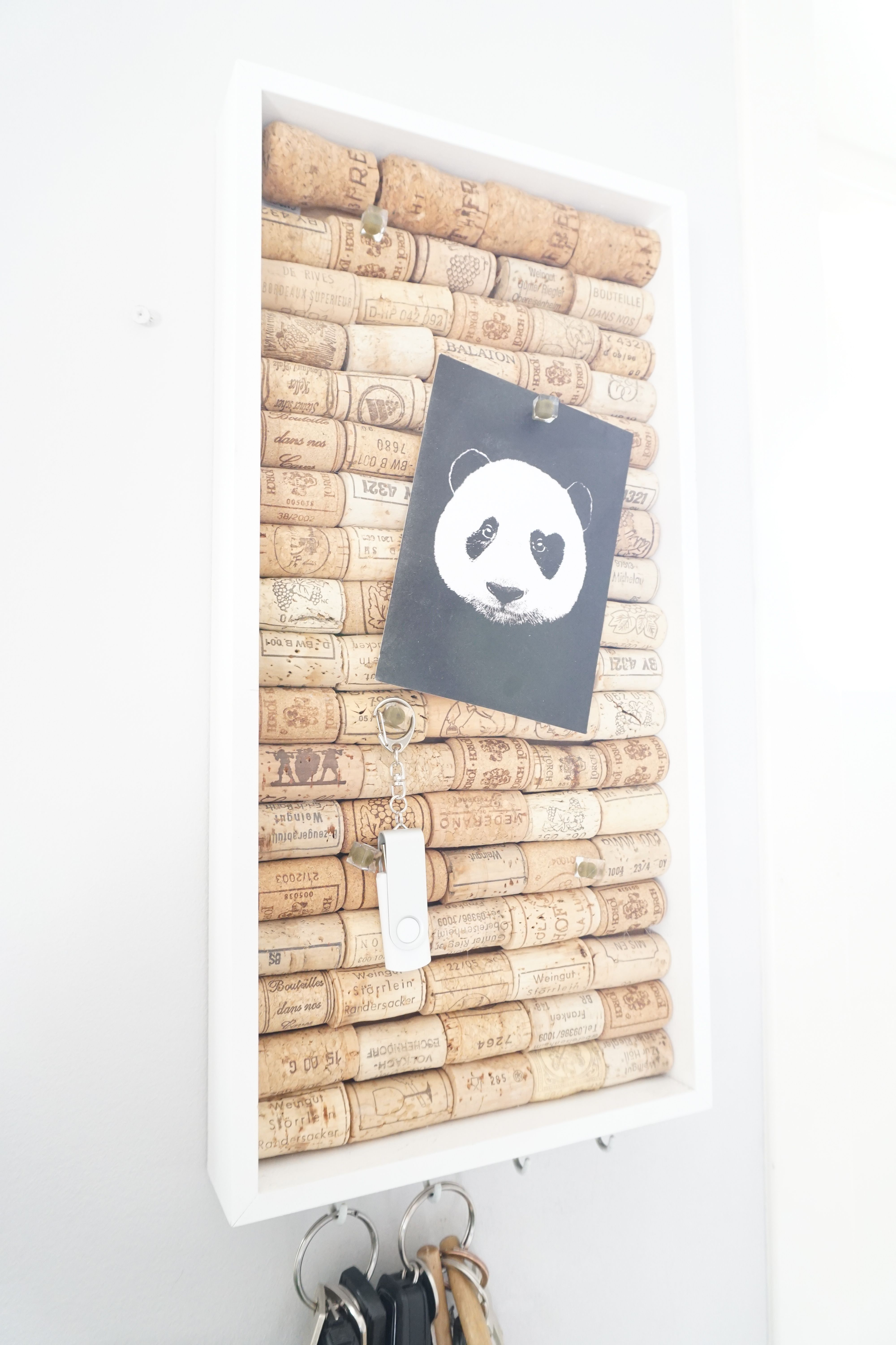 Photo of Make your own cork bulletin board – Deko-Hus