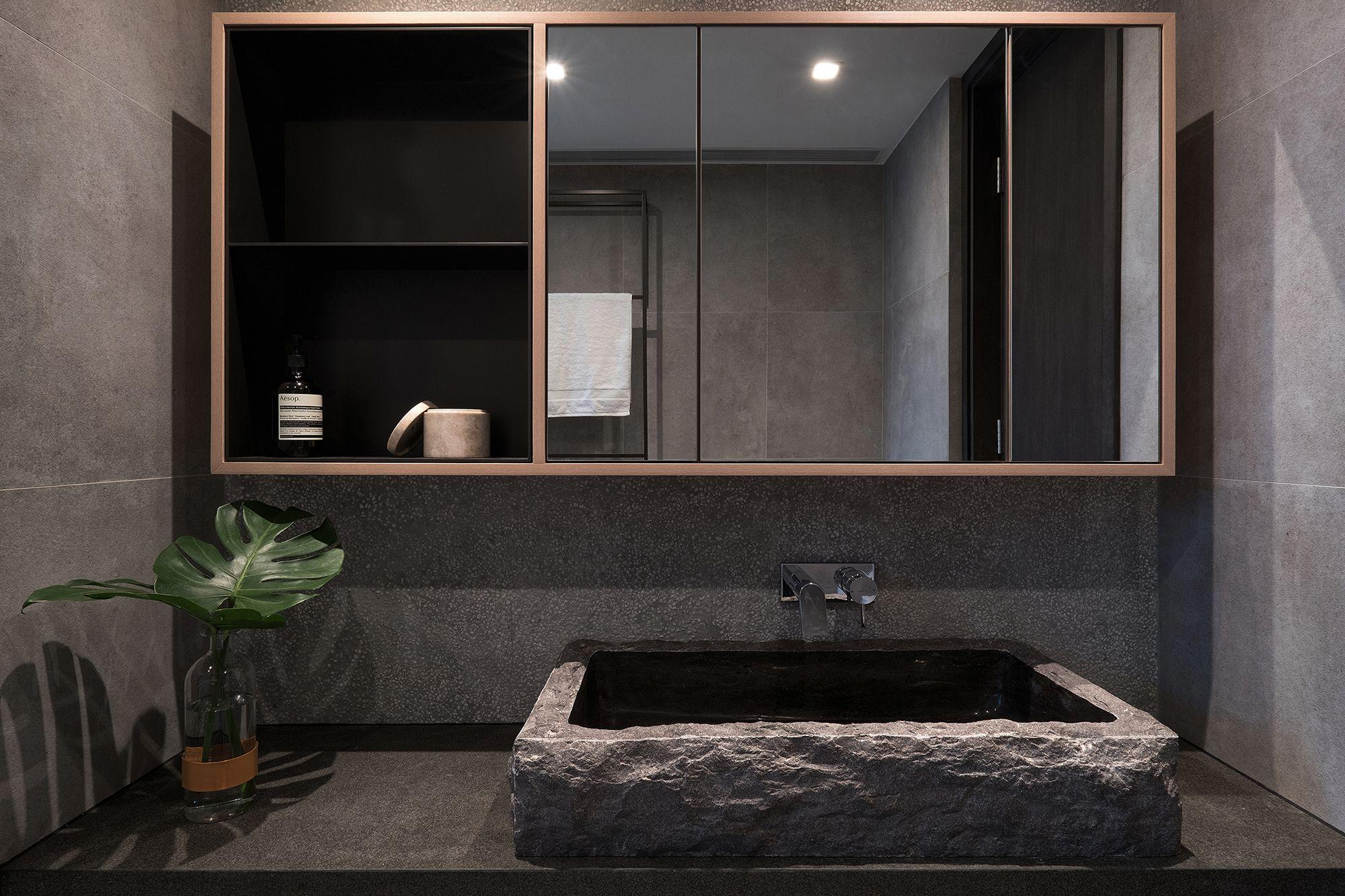 pavilion   otherwhere studio 山外工作室   Bathroom, Condo ...