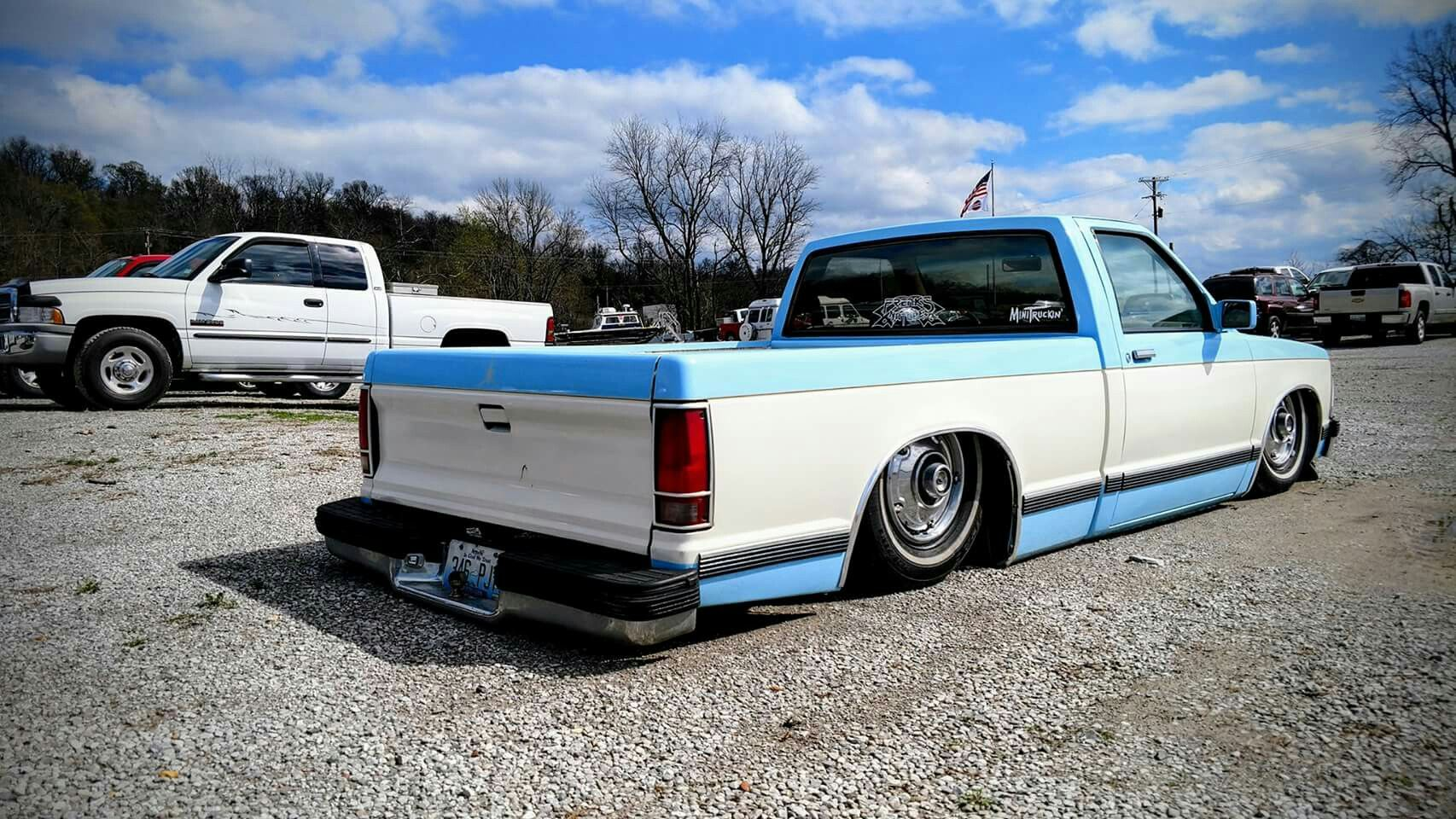 S>Dime/Noma by N8 D066 S10 truck, Chevy s10
