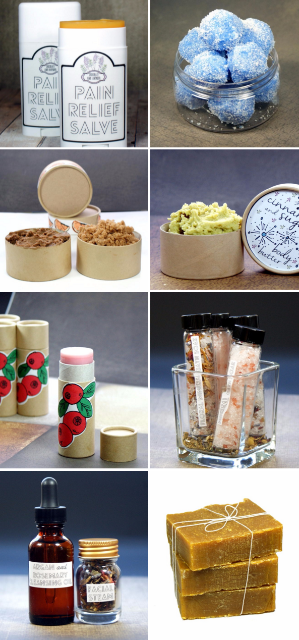 Rockstar Bath and Beauty Products to Make and Sell #craftstomakeandsell