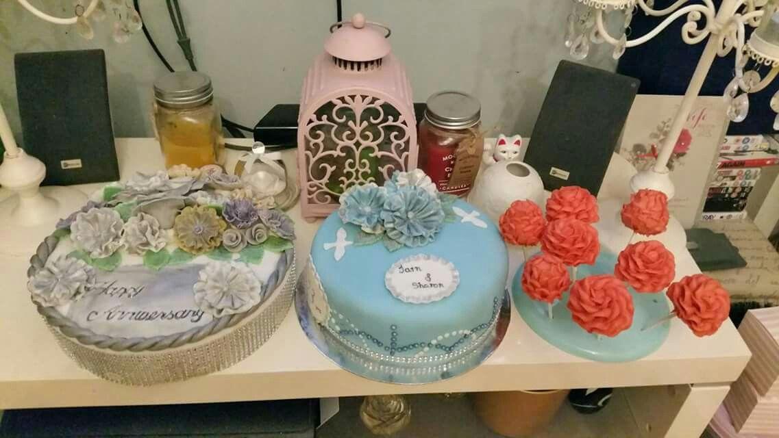 Whole lot of cake