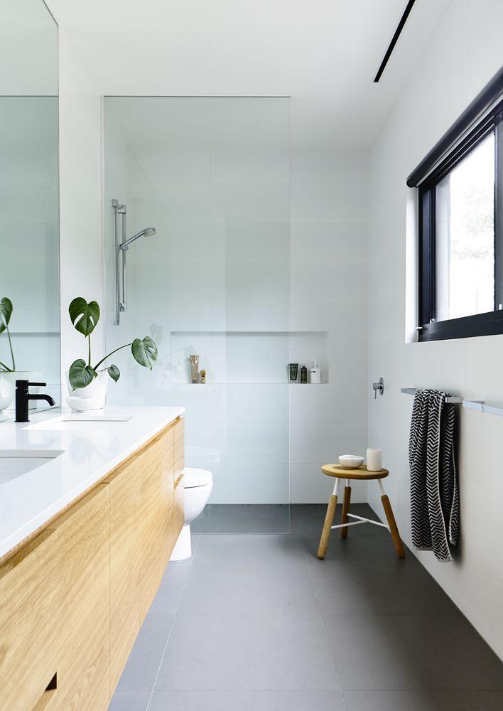 Gallery Of Blairgowrie 2 Inform 11 Mid Century Modern Bathroom Modern Bathroom House Bathroom