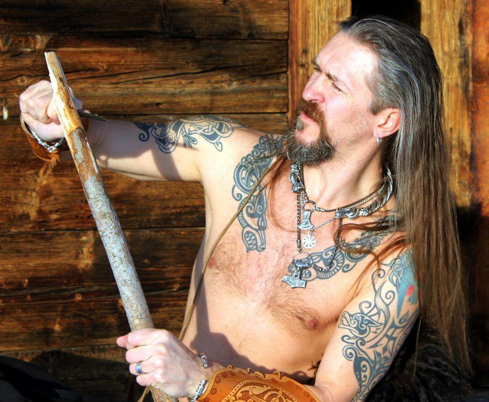 Alex Sacha Tatoueur viking tattoo alex sacha | alex sacha [modèle masculin france