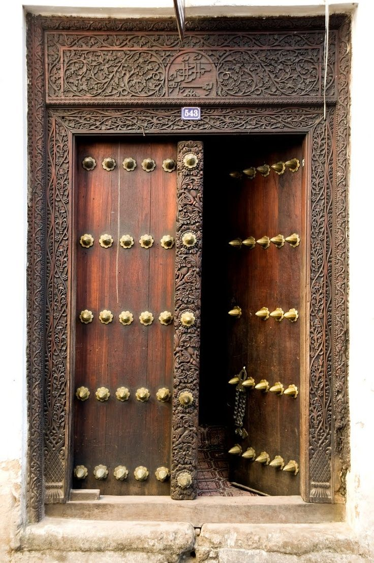 #543 Zanzibar Doors......I CAN REMEMBER THE  ROAD  MOVIES W/BING CROSBY BOB HOPE u0026 DOROTHY LAMOUR.....ONE OF THEM WAS  THE ROAD TO ZANZIBAR  .......... ... & 543 Zanzibar Doors......I CAN REMEMBER THE