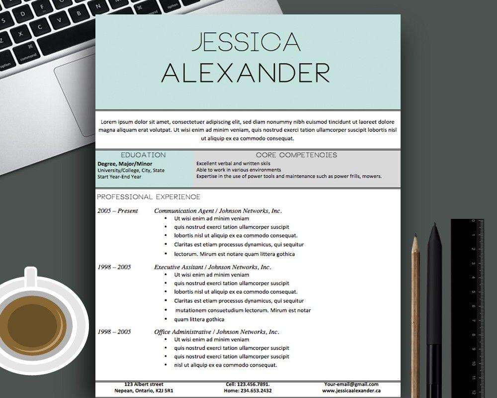 15 resume templates for microsoft word mac resume