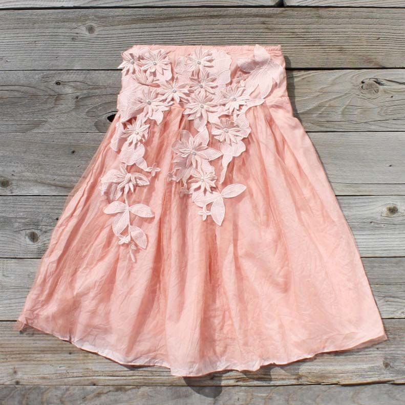 Ordinary French Country Clothing Part - 11: Peach Tree Dress, Sweet Womenu0027s Country Clothing