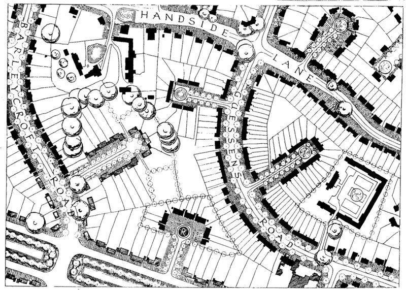 Doc70 8304 Welwyn Garden City England 1920 26 Welwyn Garden City City