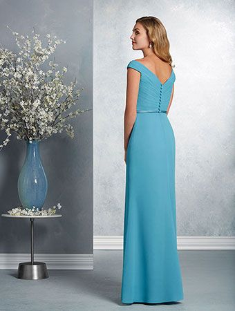 Style 7406 Bridesmaid & Occasion Gown by Alfred Angelo, Soon to be ...