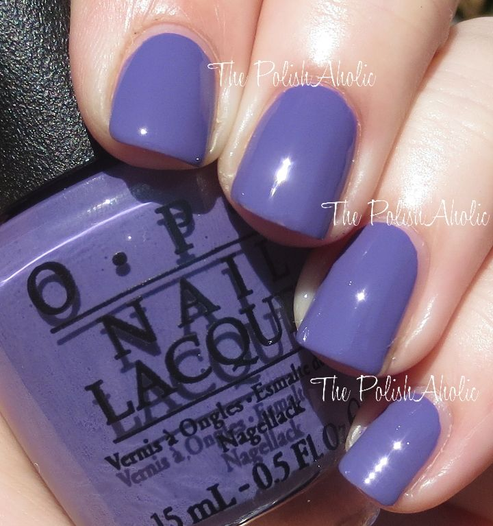 OPI Spring 2015 Hawaii Collection Swatches