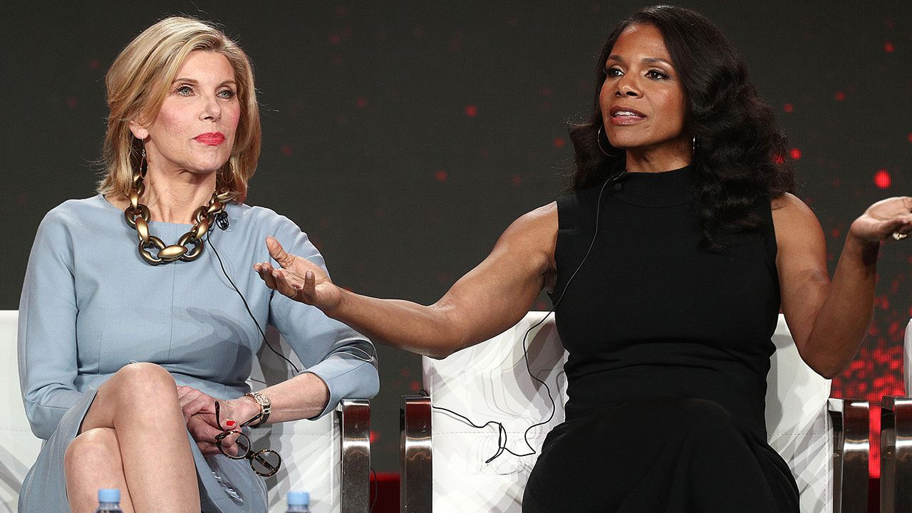 CBS drama 'The Good Fight' sparks outrage after tweeting