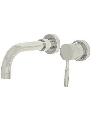 Sarasota Wall Mount Bathroom Faucet With Bauhaus Lever Vannaya