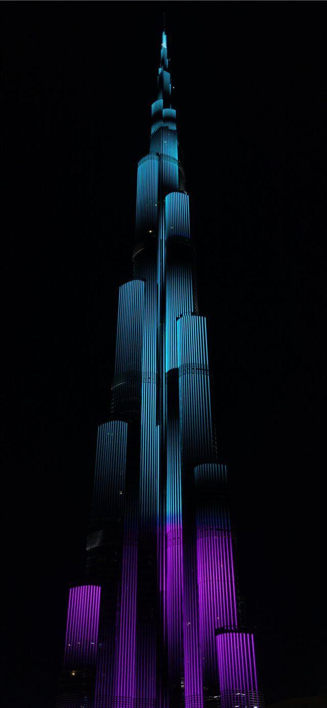 Burj Khalifa Dubai Uae Iphone X Wallpapers Oneplus Wallpapers