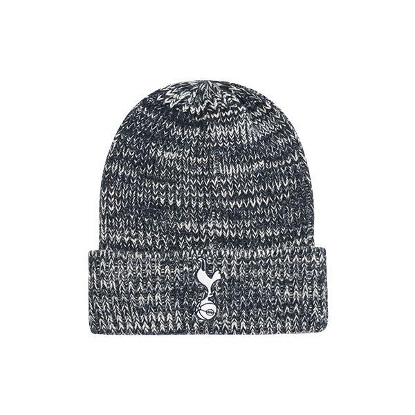 Spurs Mens Textured Beanie Hat  5c292cb60dd