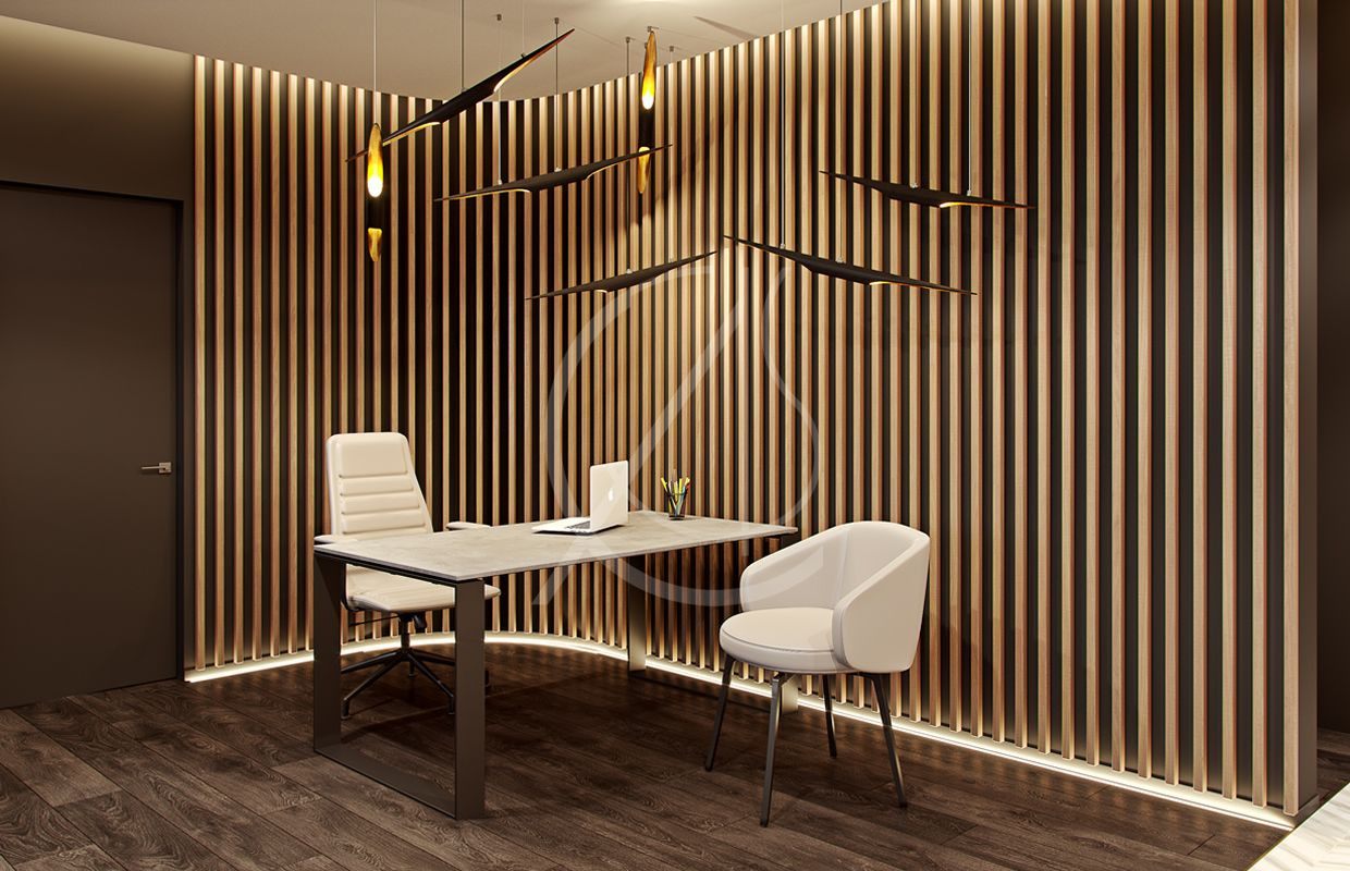 Modern Office Design For Administration Of East Capabilities Co Cas Office Interior Design Modern Office Design Modern Interior Design