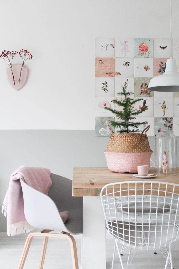 Idée déco peinture intérieur maison –les murs bicolores respirent ...